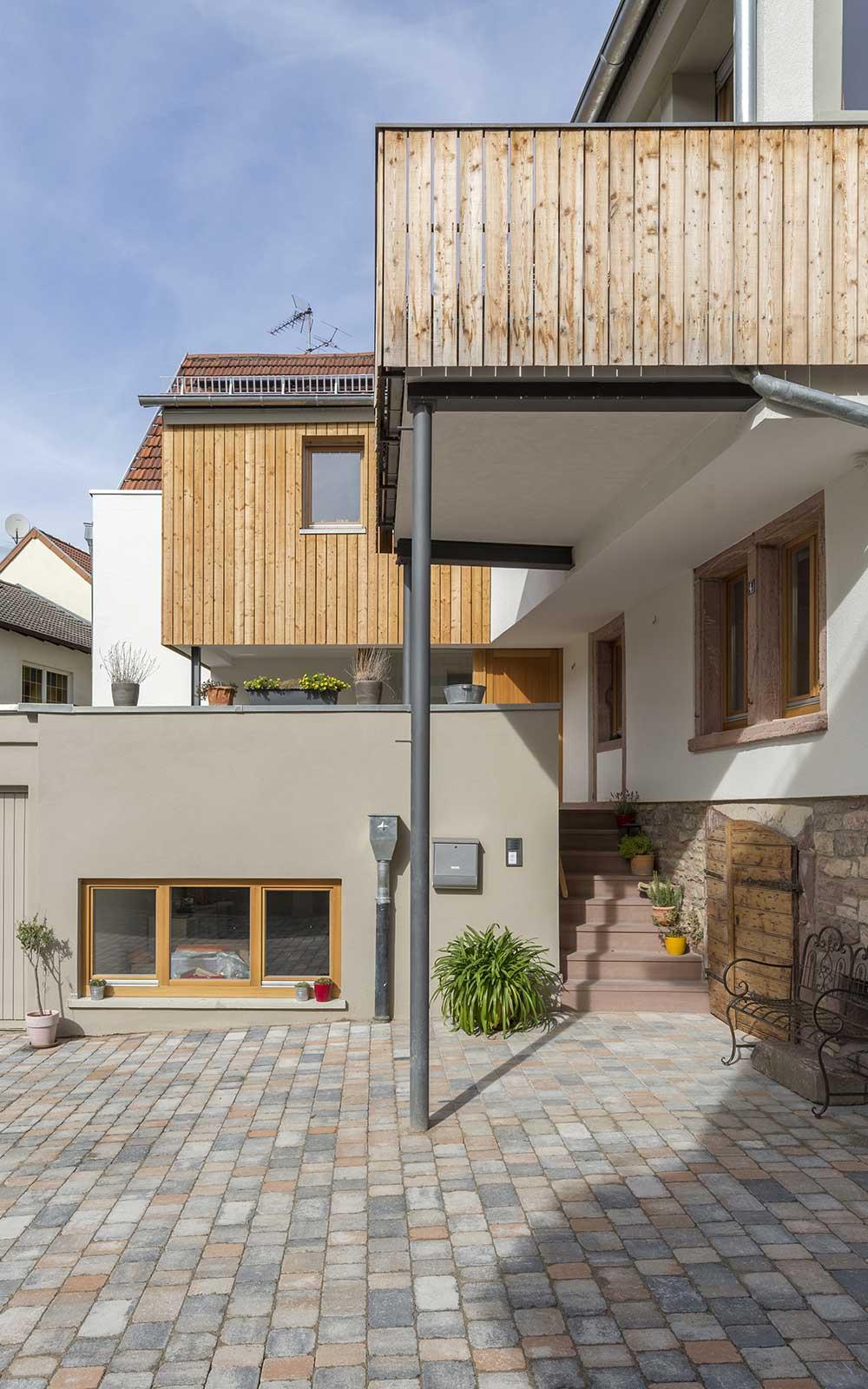 Junges Wohnen im alten Kern, Architektur Heidelberg