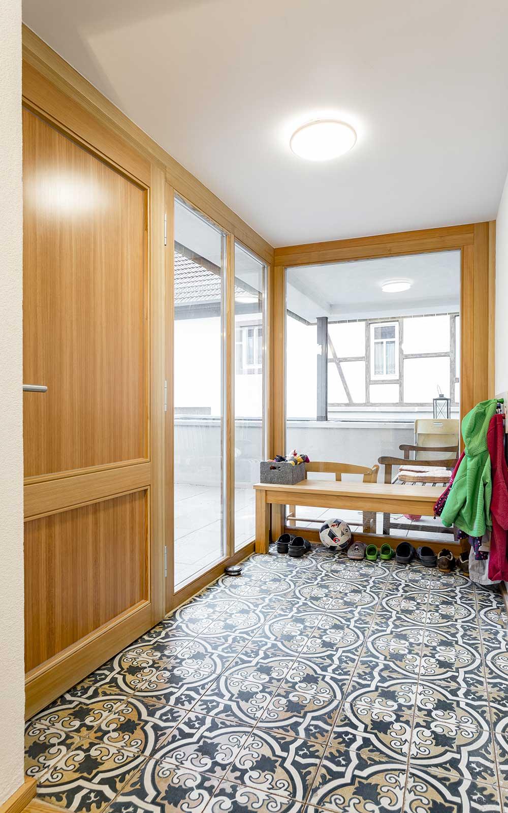 Junges Wohnen im alten Kern, Kochhan und Weckbach Architekt Heidelberg