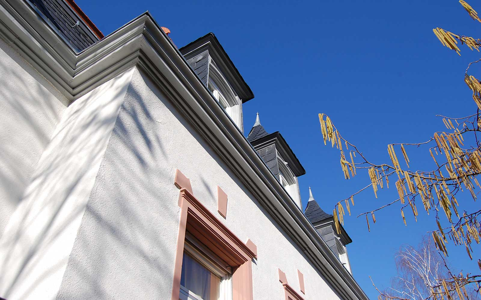 Altbausanierung Weststadt Heidelberg, Architekturbüro Kochhan und Weckbach