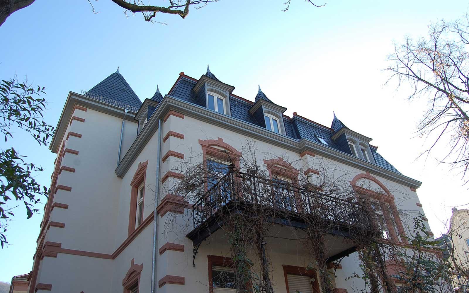 Altbausanierung in der Weststadt in Heidelberg, Kochhan und Weckbach Architekten