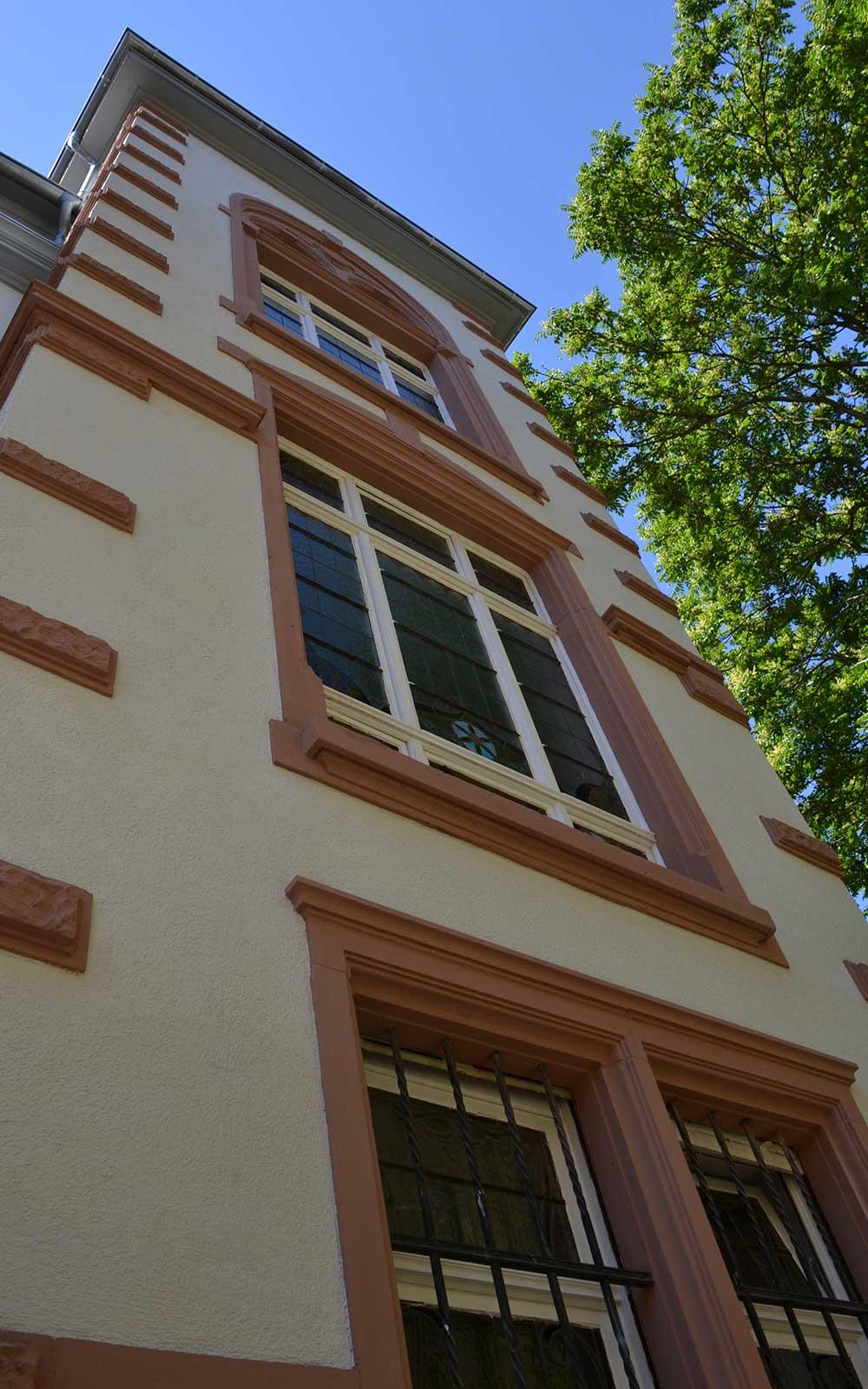 Altbausanierung in der Weststadt Heidelberg, Kochhan und Weckbach Architekten