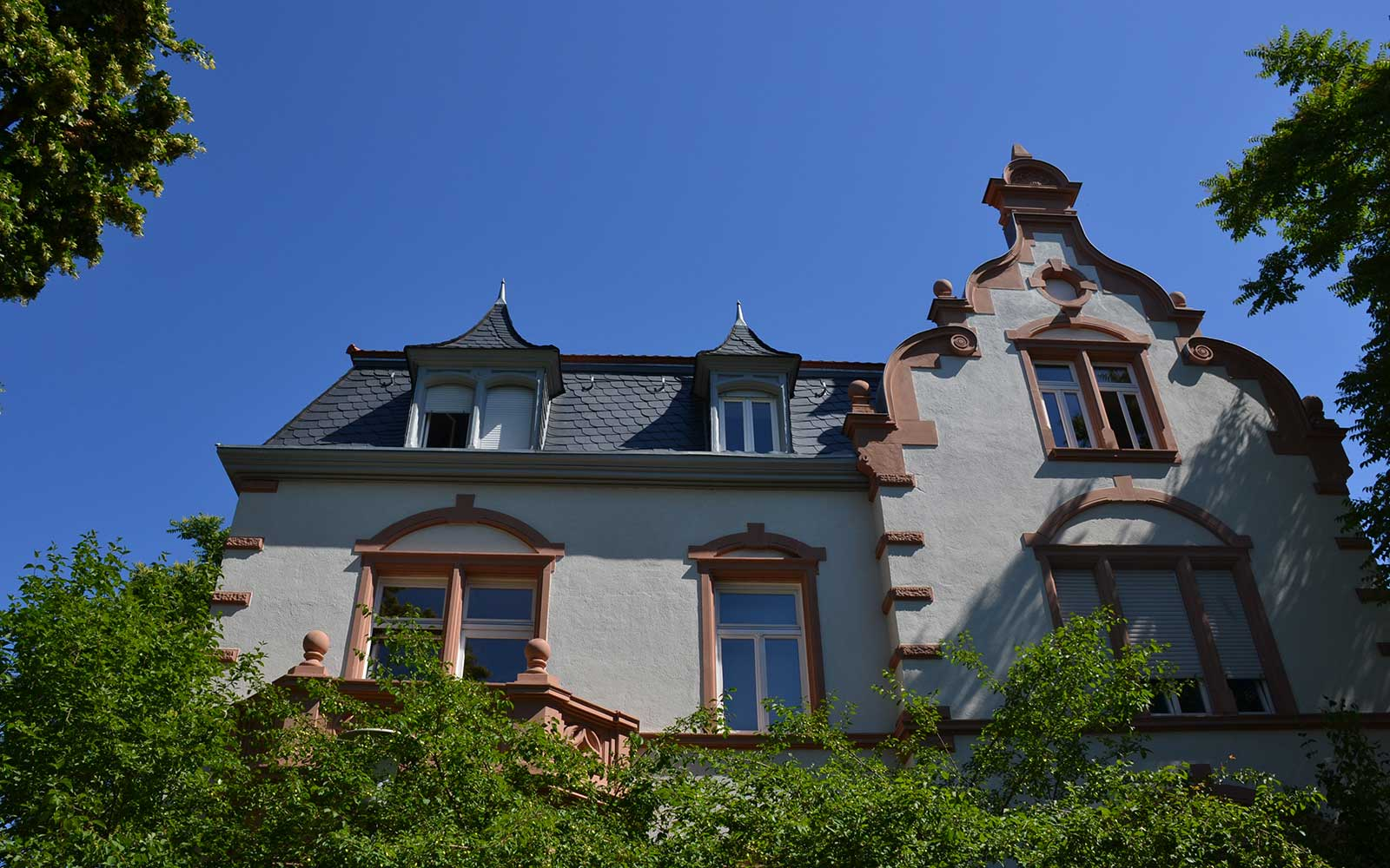 Altbausanierung in der Weststadt in Heidelberg, Kochhan und Weckbach Architekten Heidelberg
