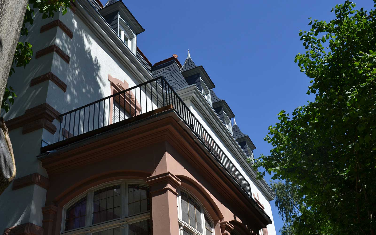 Altbausanierung in der Weststadt, Kochhan und Weckbach Architekten Heidelberg