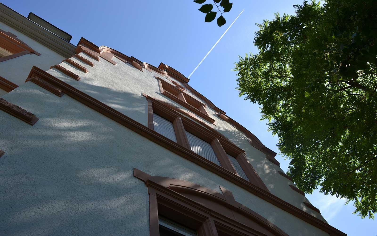Altbausanierung in der Weststadt Heidelberg, Kochhan und Weckbach Architekten Heidelberg
