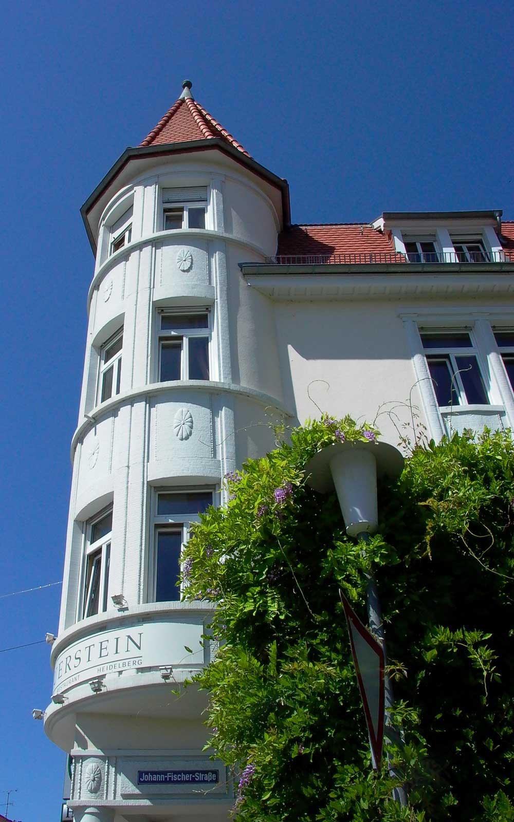 Hotel Auerstein, Architekten Heidelberg