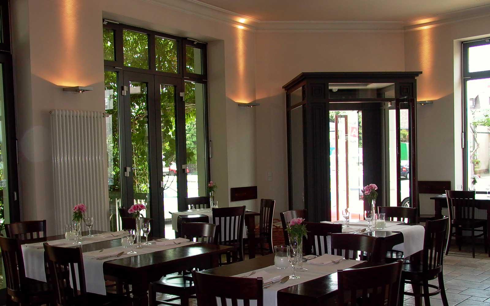 Hotel Auerstein, Kochhan und Weckbach, Architekten Heidelberg