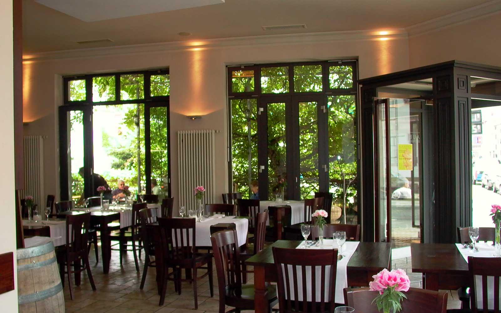 Hotel Auerstein Handschuhsheim, Kochhan und Weckbach