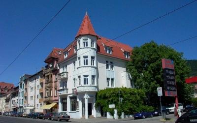 Hotel Auerstein Handschuhsheim, Kochhan und Weckbach, Architekten Heidelberg