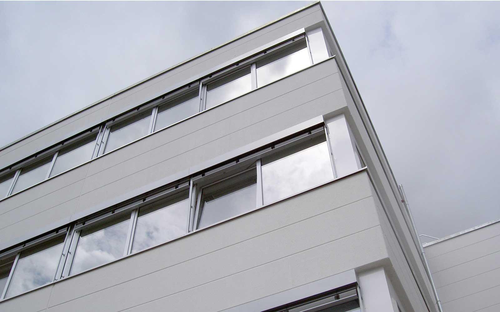 Büro und Laborgebäude, Kochhan und Weckbach Architekten Heidelberg