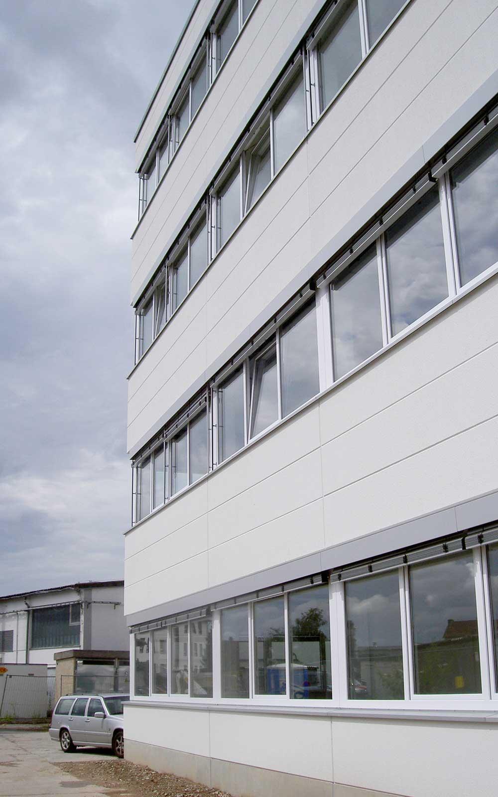 Büro und Laborgebäude, Architekten Heidelberg