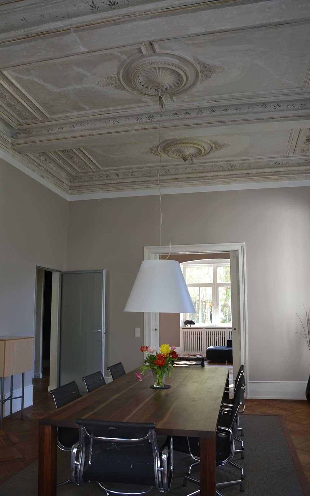 Behaghelvilla Heidelberg, Kochhan und Weckbach Architekten Heidelberg