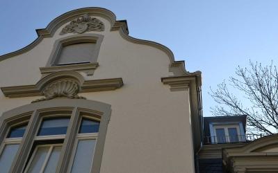 Hermann Behaghel Villa in Heidelberg, Kochhan und Weckbach, Architekt Heidelberg