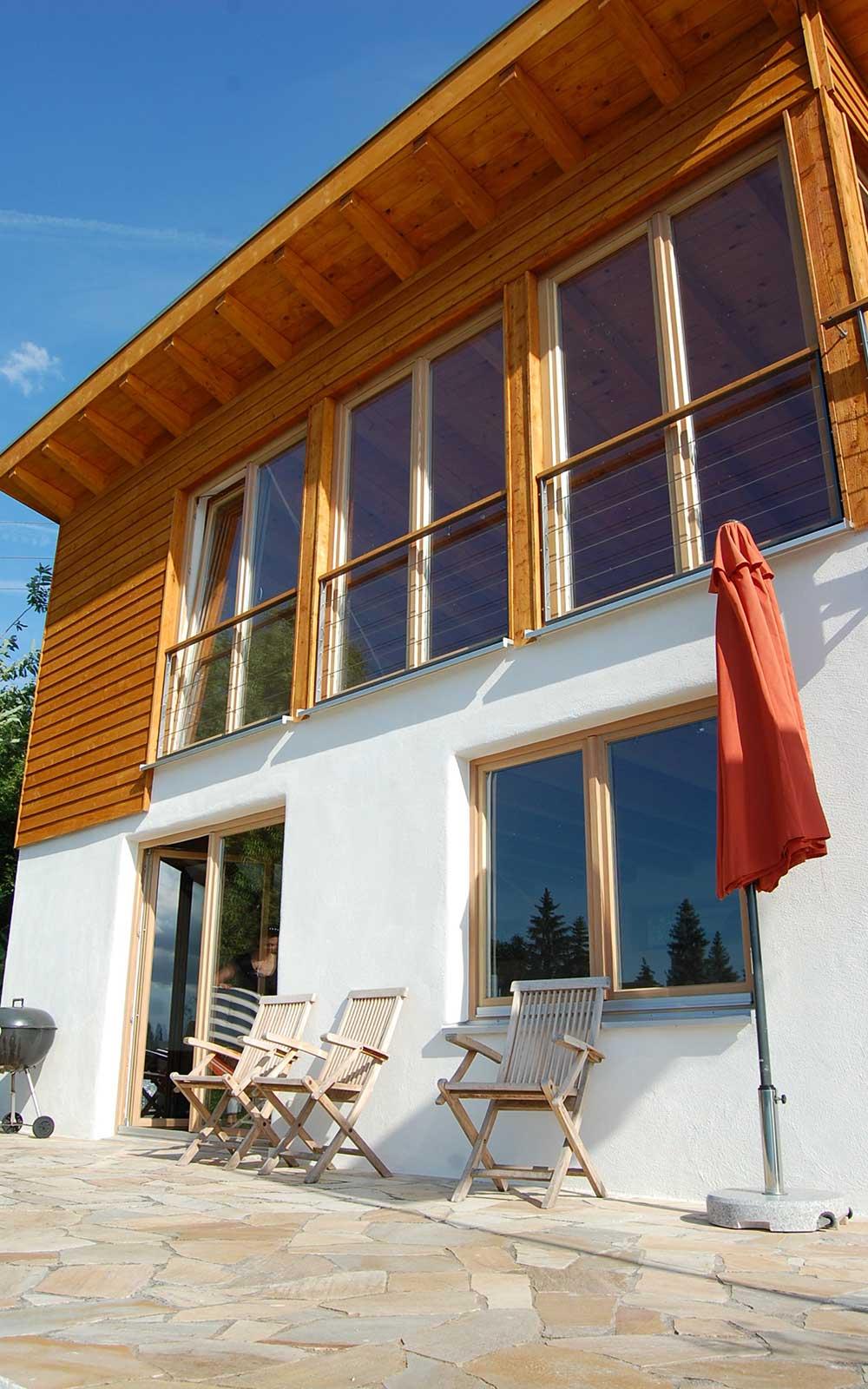 Blaue Adria Altrip, Architekten Heidelberg