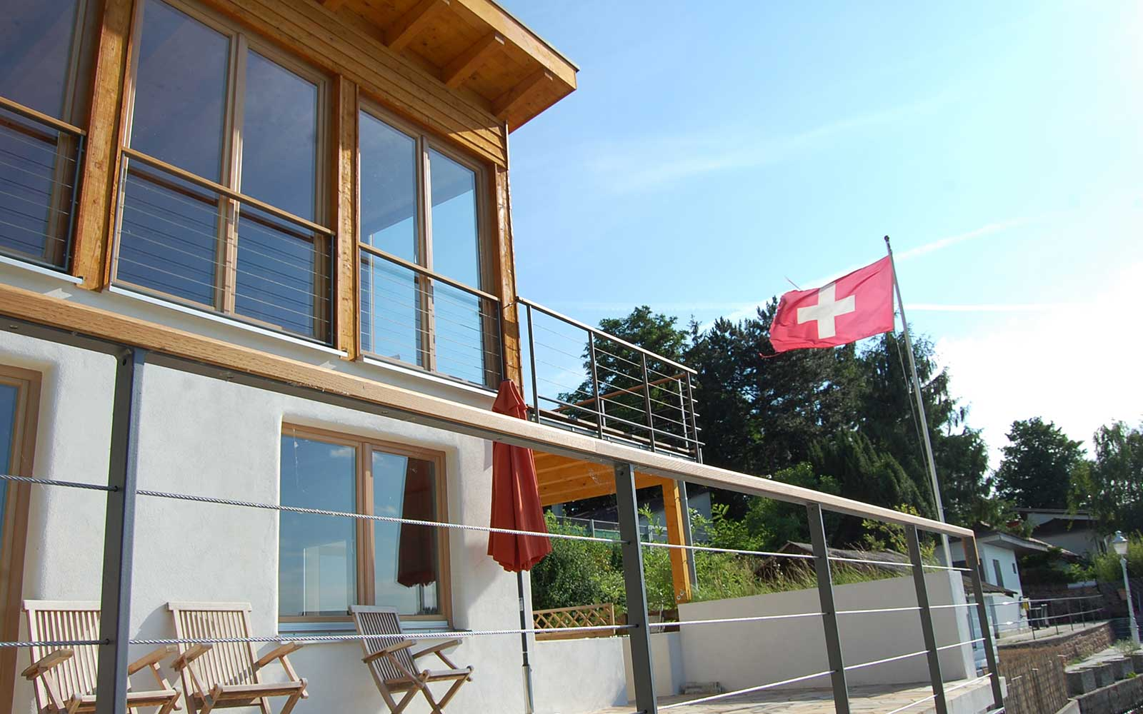 Blaue Adria Altrip, Architekturbüro Kochhan und Weckbach