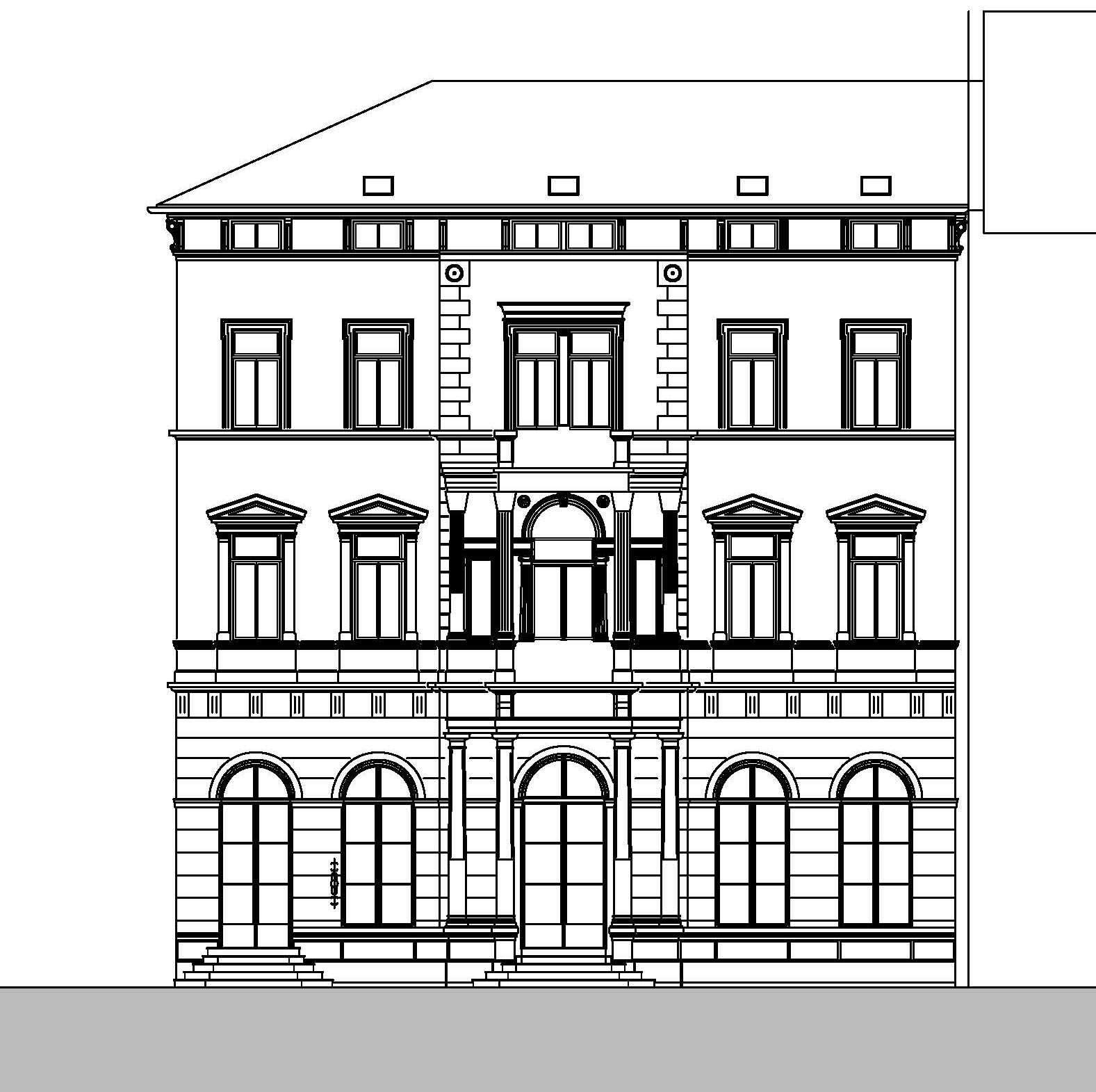 Hotel Denner, Architekturbüro Heidelberg
