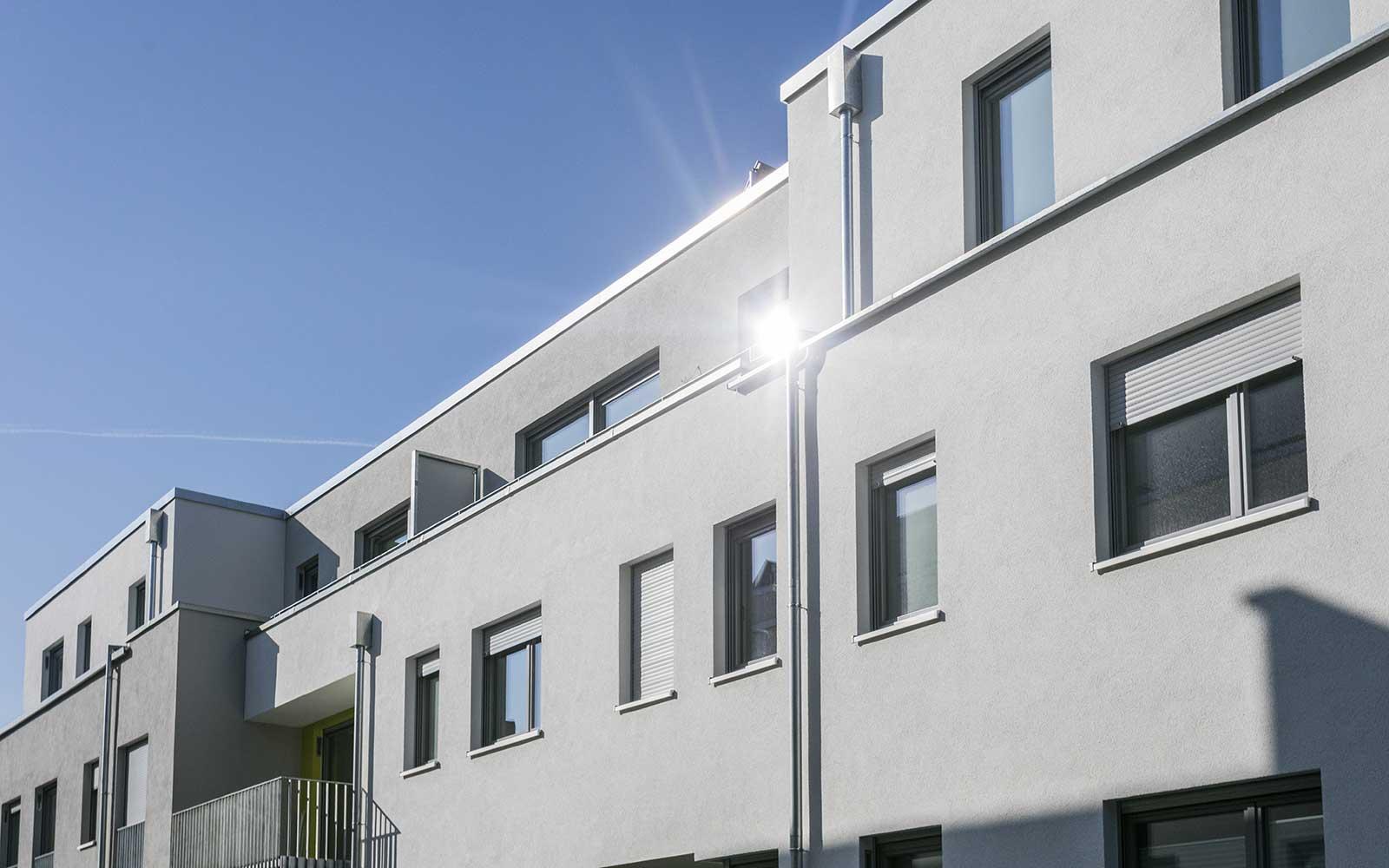 Eigentumswohnungen in Handschuhsheim, Architekt Heidelberg: Kochhan und Weckbach