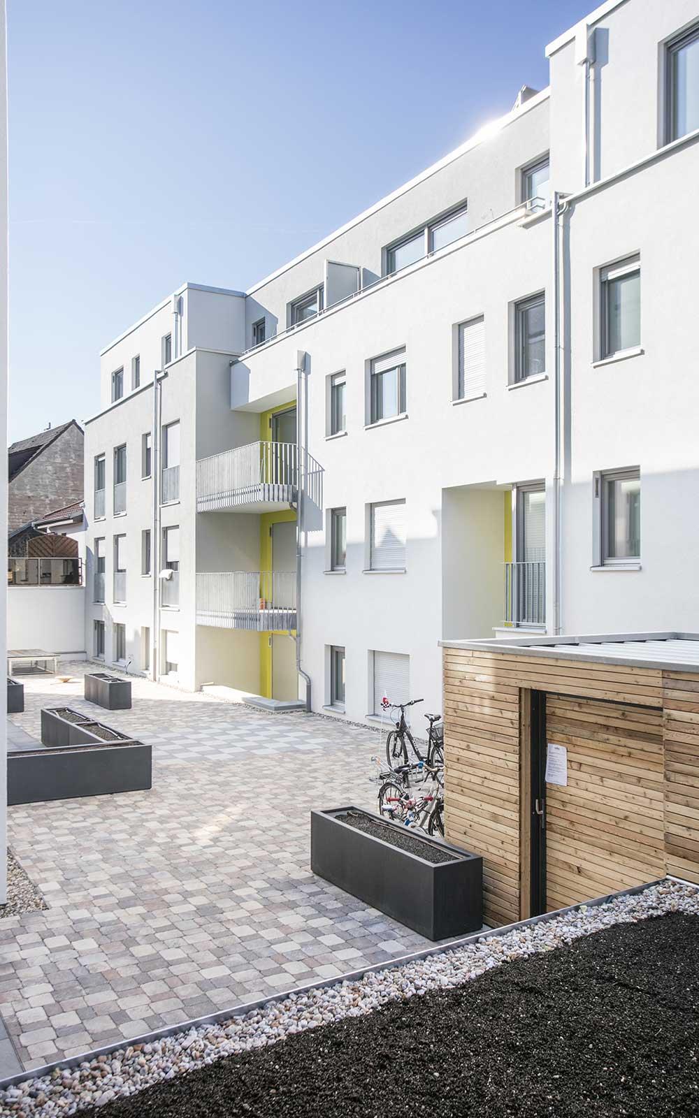 Eigentumswohnungen in Handschuhsheim, Kochhan und Weckbach Architekten