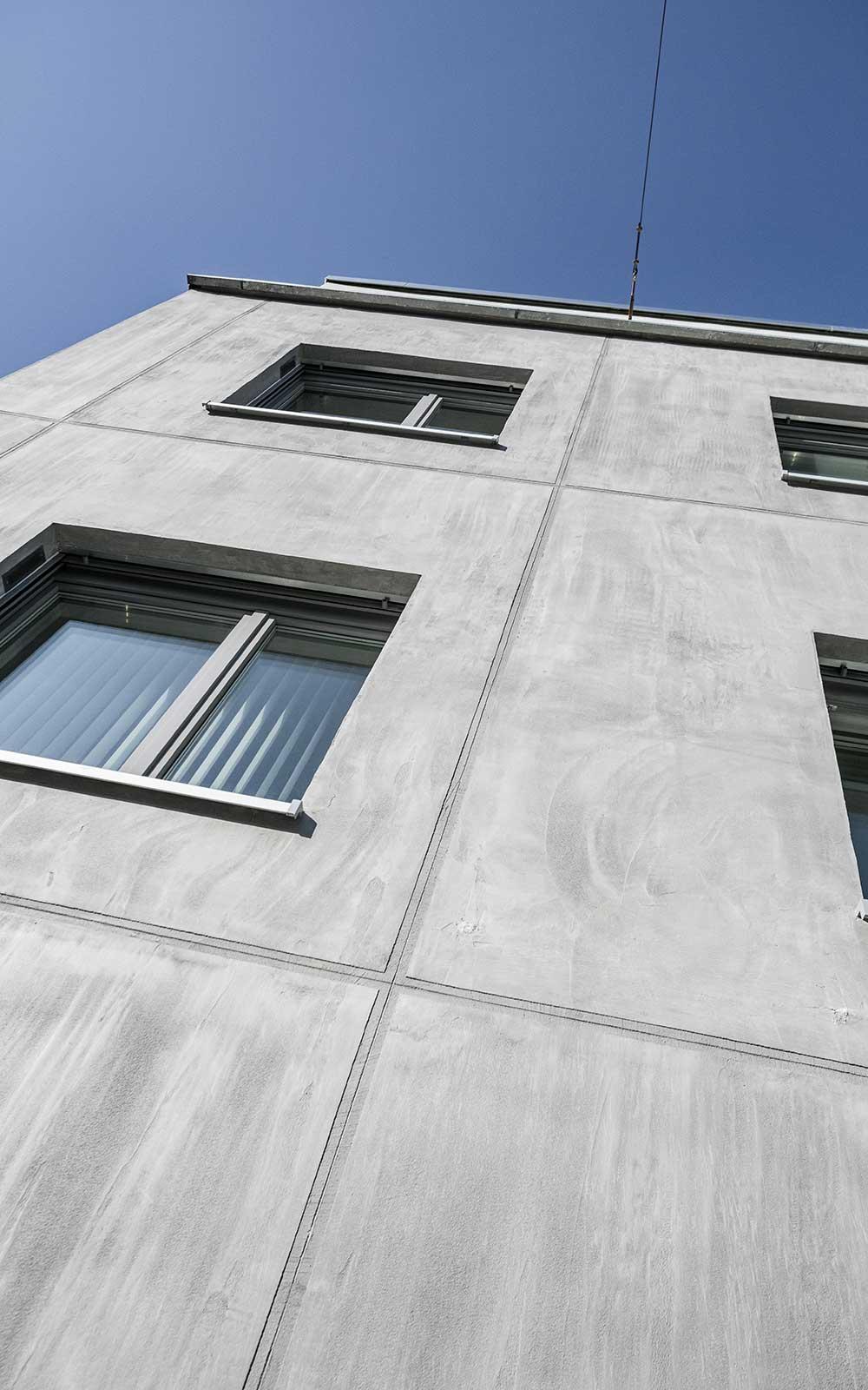 Eigentumswohnungen in Handschuhsheim, Architektur: Kochhan und Weckbach
