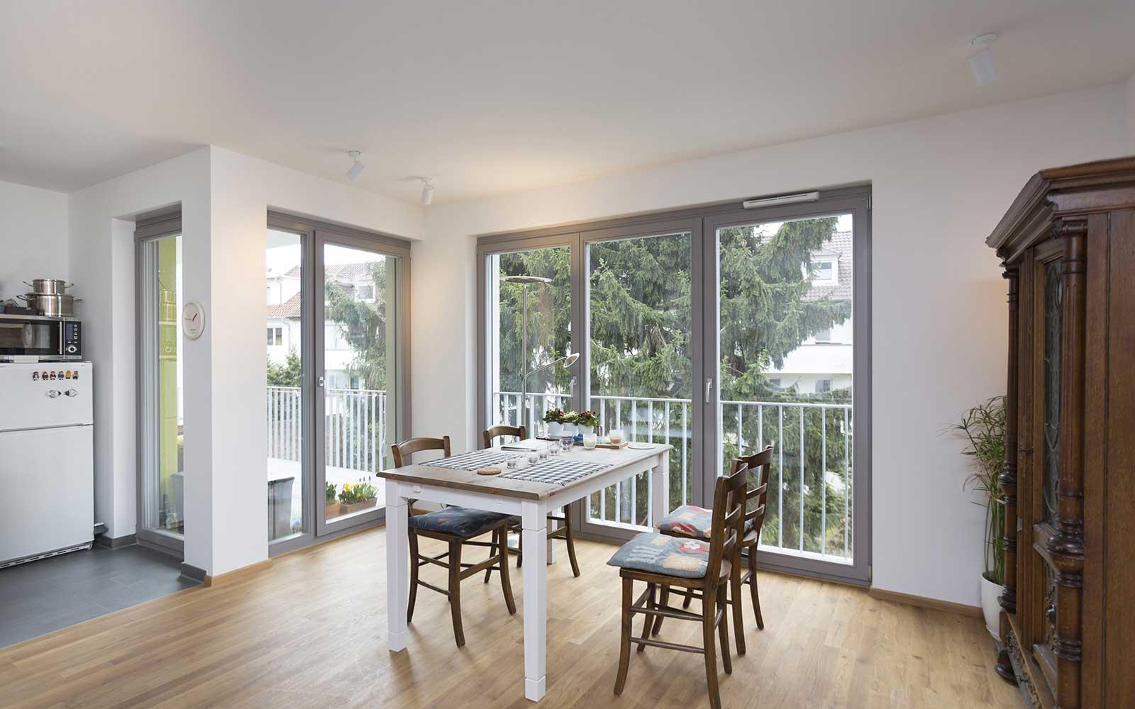 Eigentumswohnungen in Handschuhsheim, Architekturbüro Kochhan und Weckbach