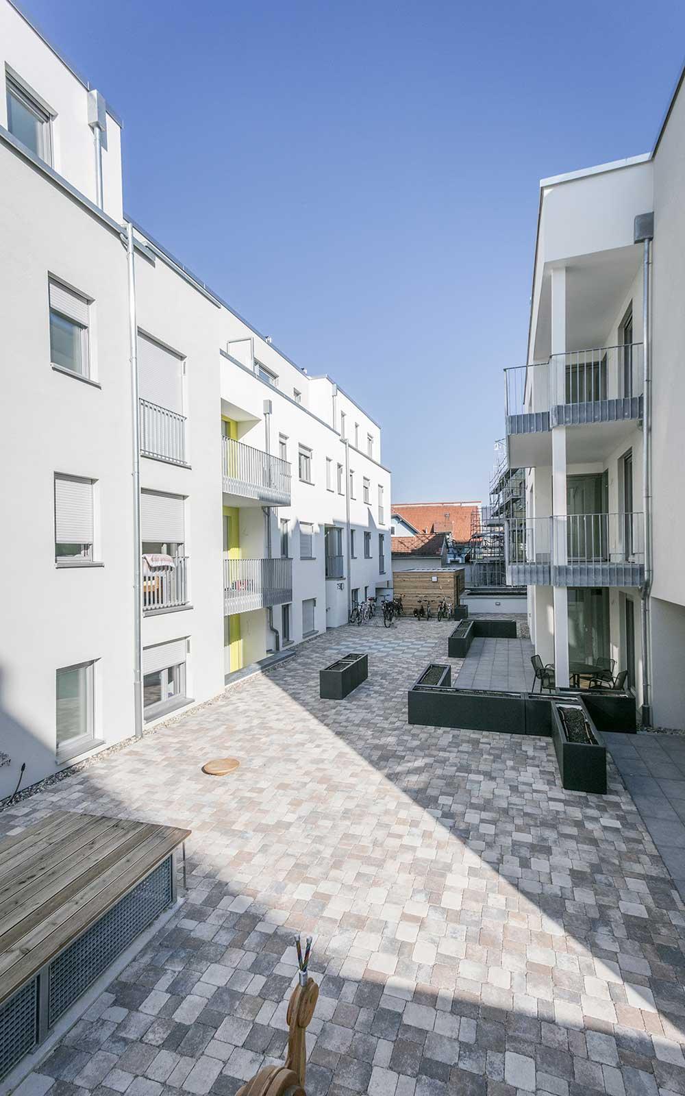 Eigentumswohnungen in Handschuhsheim, Kochhan und Weckbach Architektur