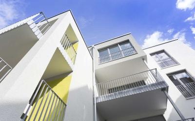 Eigentumswohnungen in Heidelberg Handschuhsheim, Kochhan und Weckbach Architekten