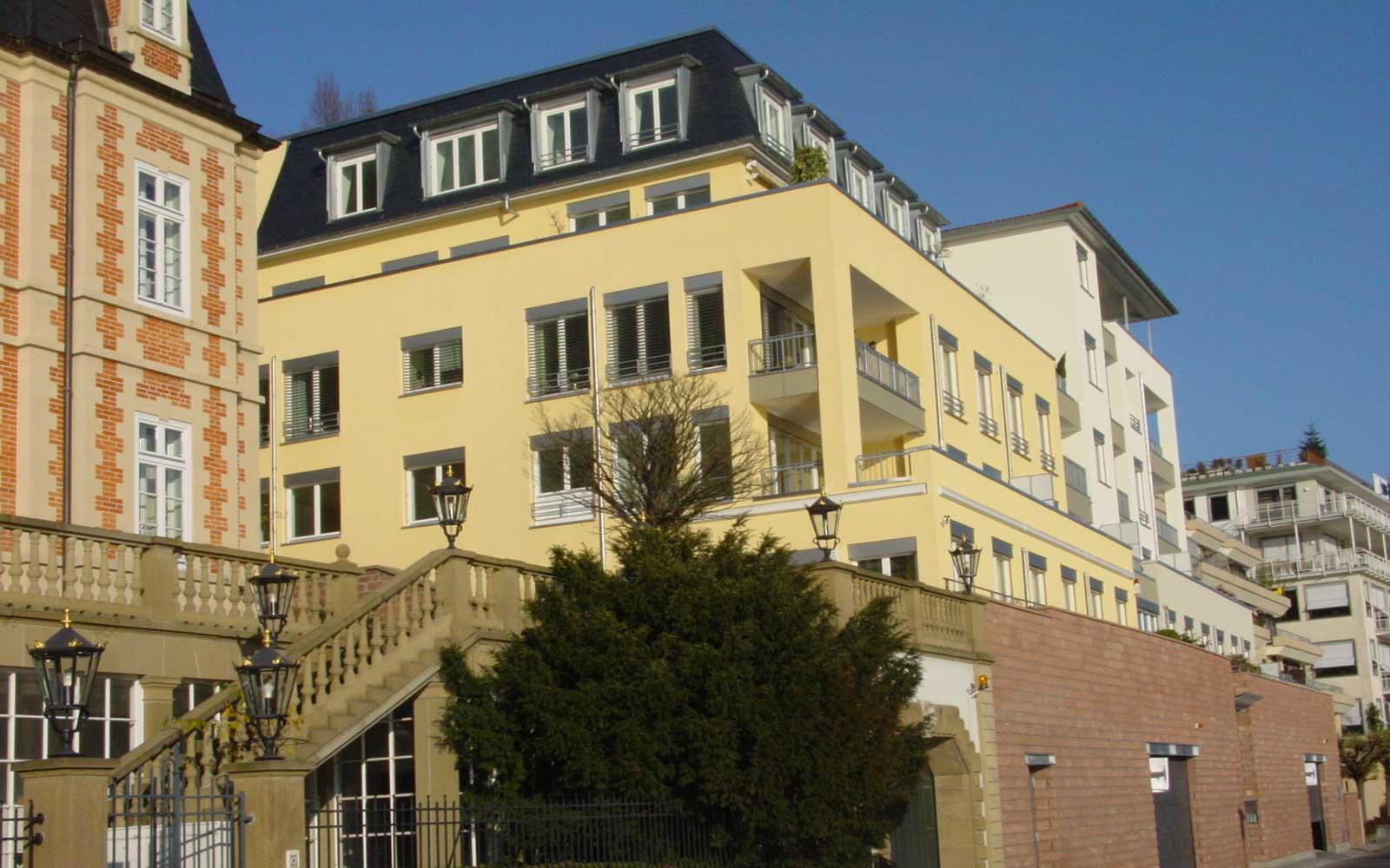 Eigentumswohnungen am Neckar, Architekturbüro Heidelberg