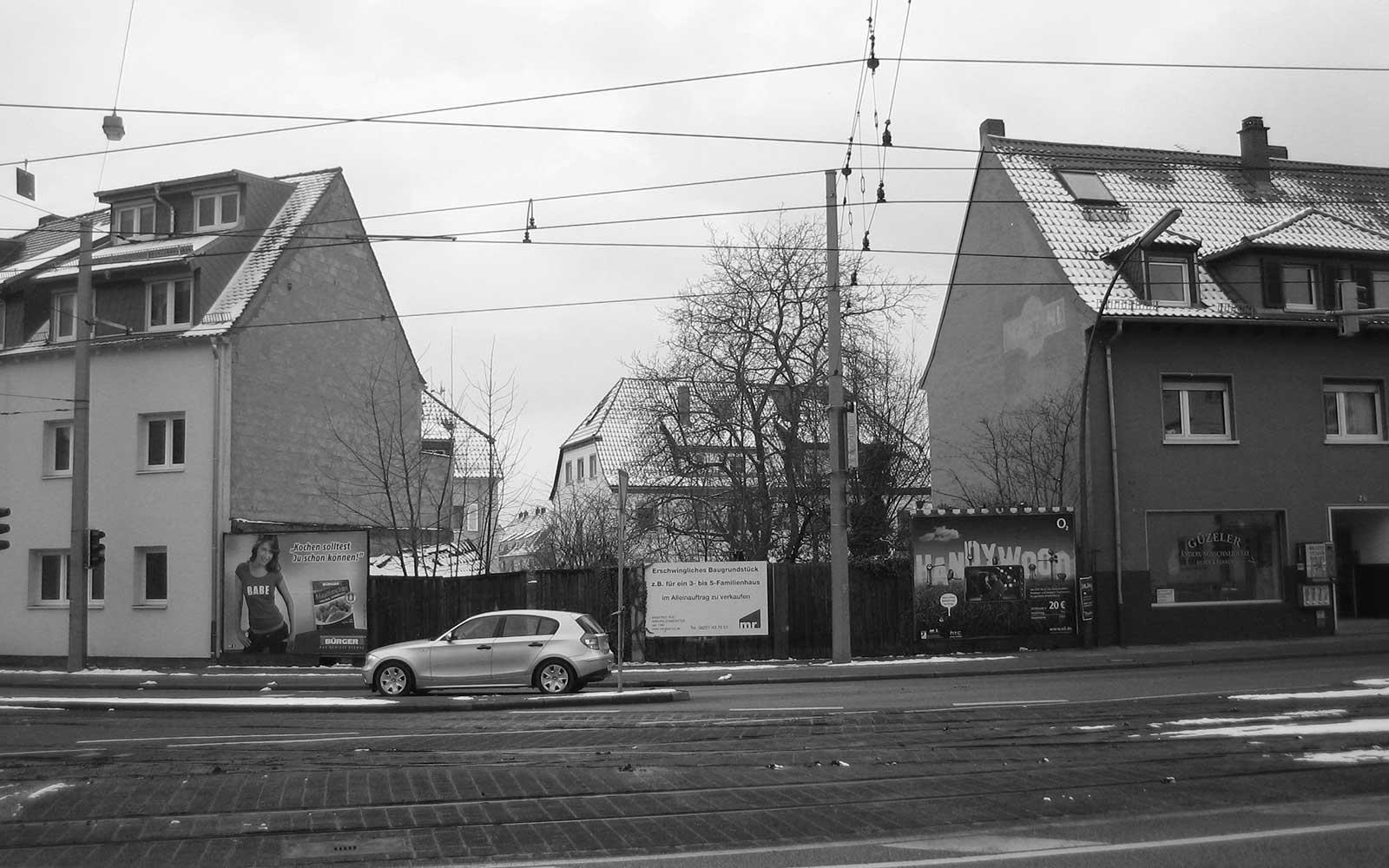 Hans Thoma Wohnheim in Heidelberg Handschuhsheim, Kochhan und Weckbach Architekturbüro Heidelberg
