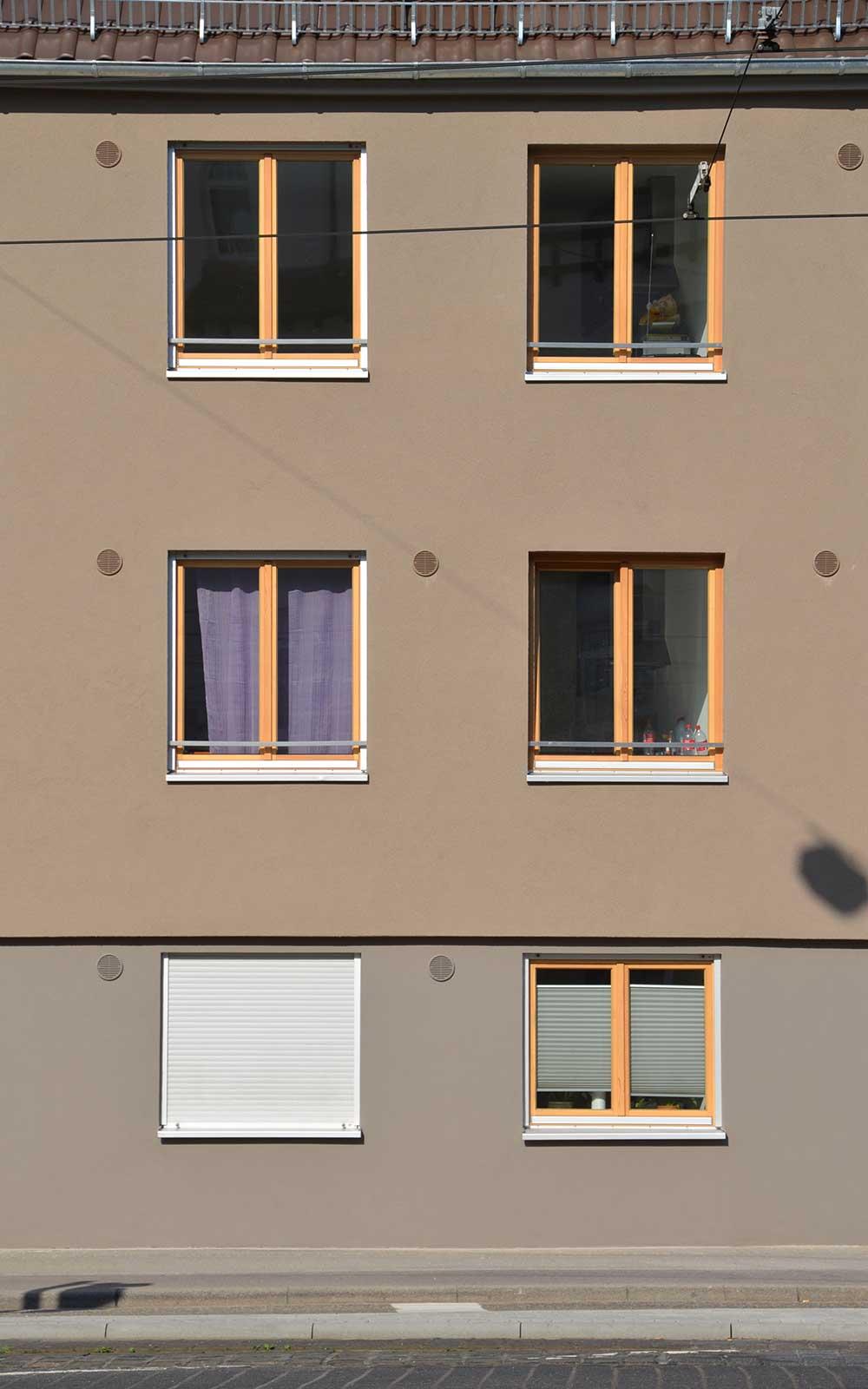 Hans Thoma Wohnheim Handschuhsheim, Kochhan und Weckbach Architekten Heidelberg