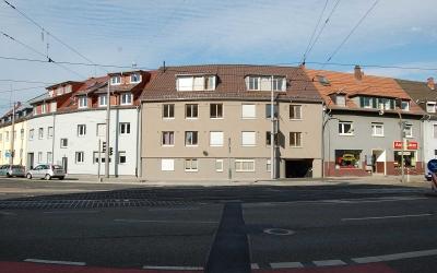 Kochhan und Weckbach Architekten Hans-Thoma-Wohnheim, Heidelberg Handschuhsheim