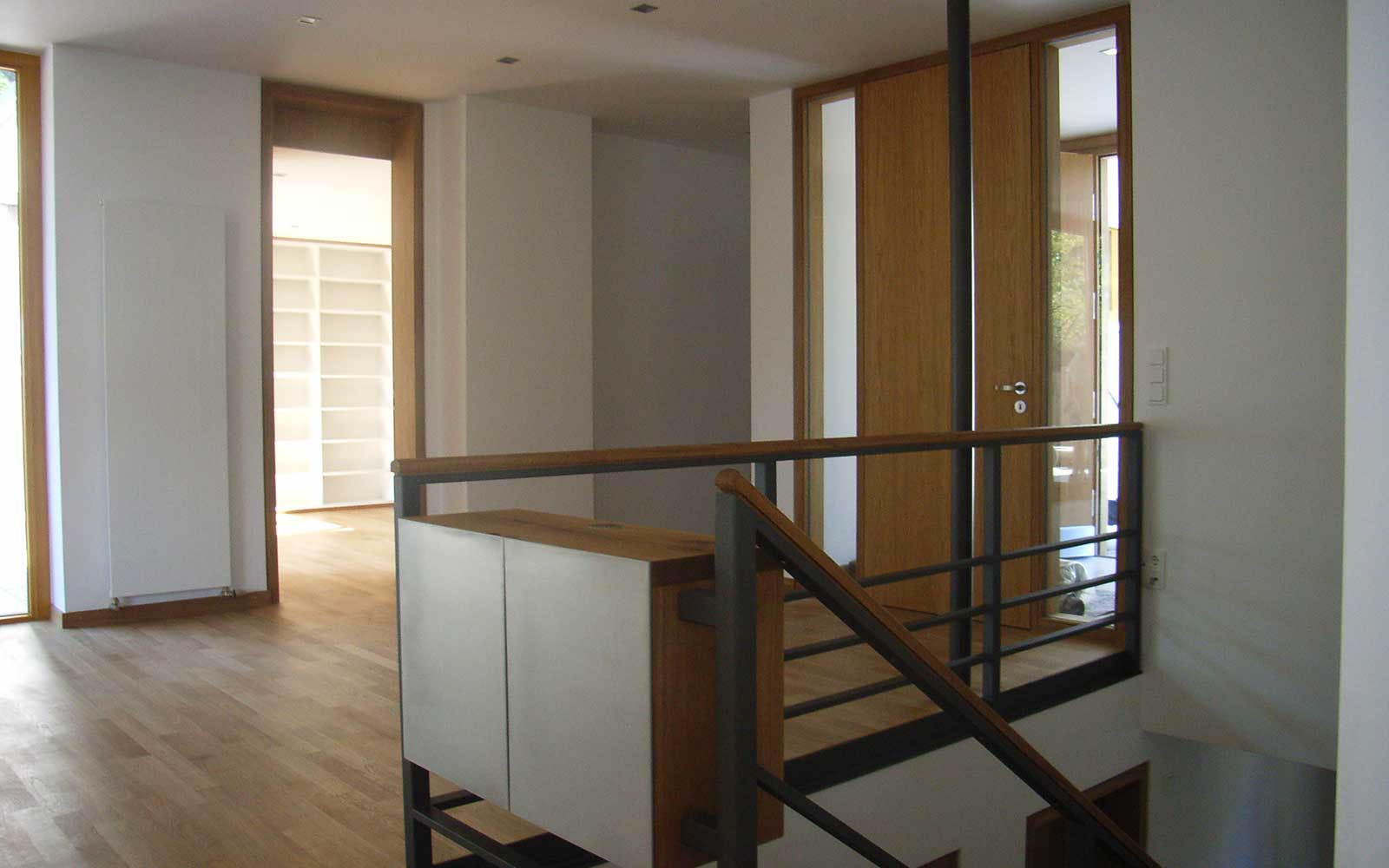 Einfamilienhaus in Ziegelhausen, Kochhan und Weckbach Architekten Heidelberg