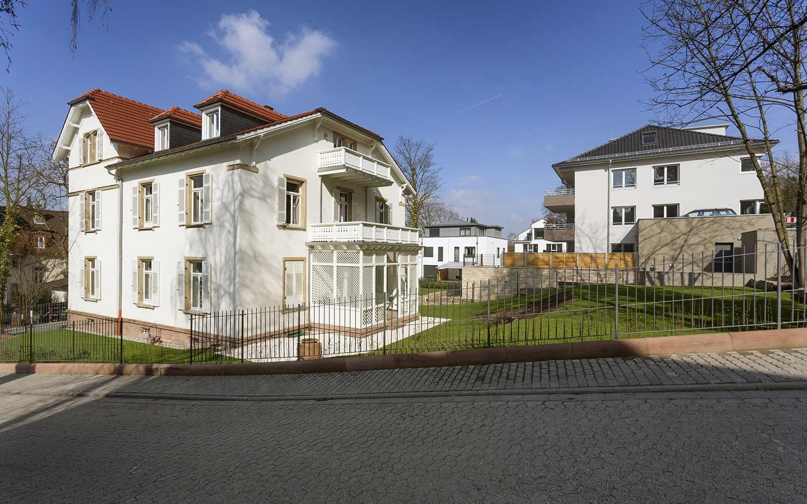 Doppelhaushälften in der Weststadt, Kochhan und Weckbach Architekten Heidelberg