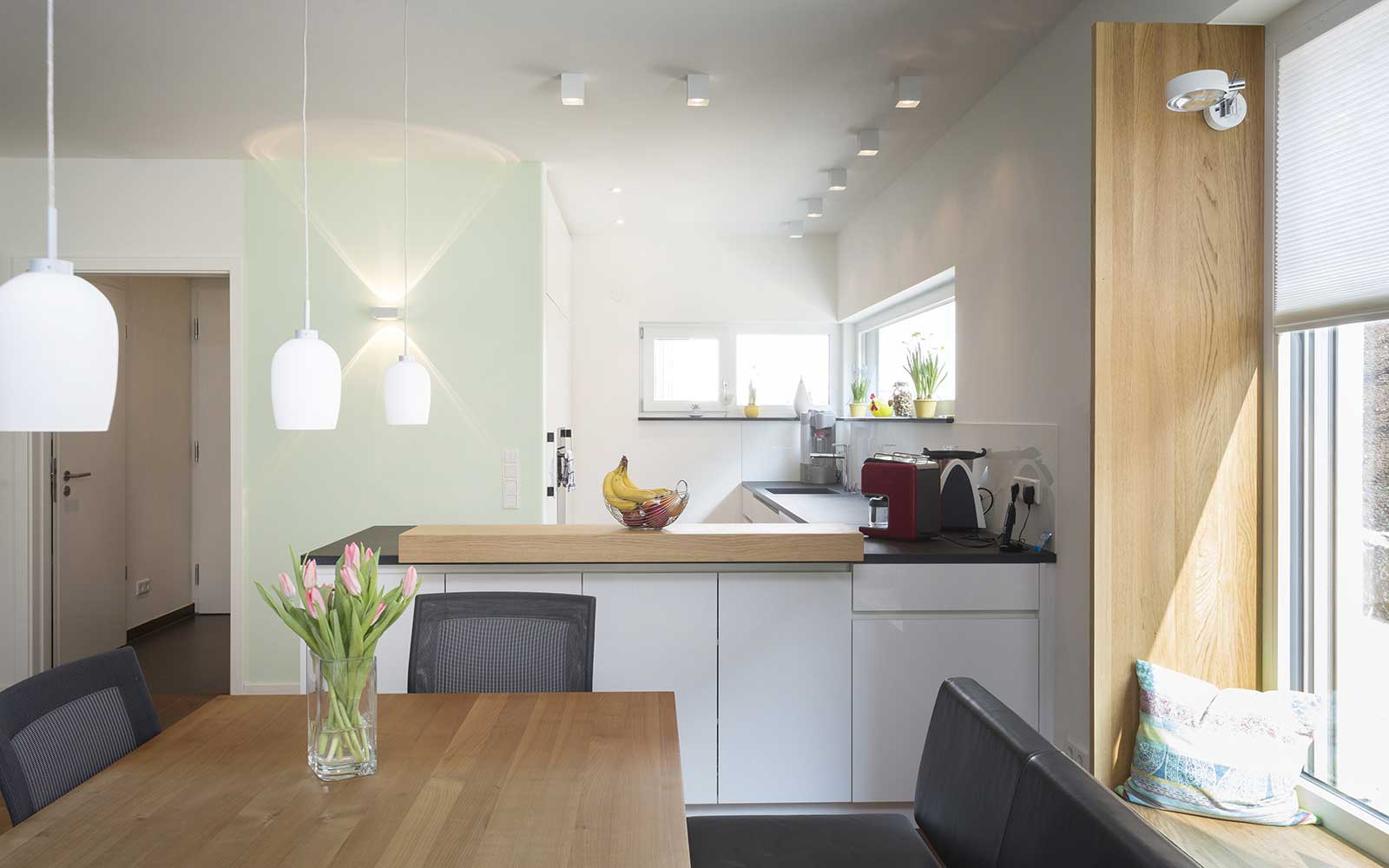 Neubau von Doppelhaushälften in der Weststadt,Heidelberg, Kochhan und Weckbach Architekten