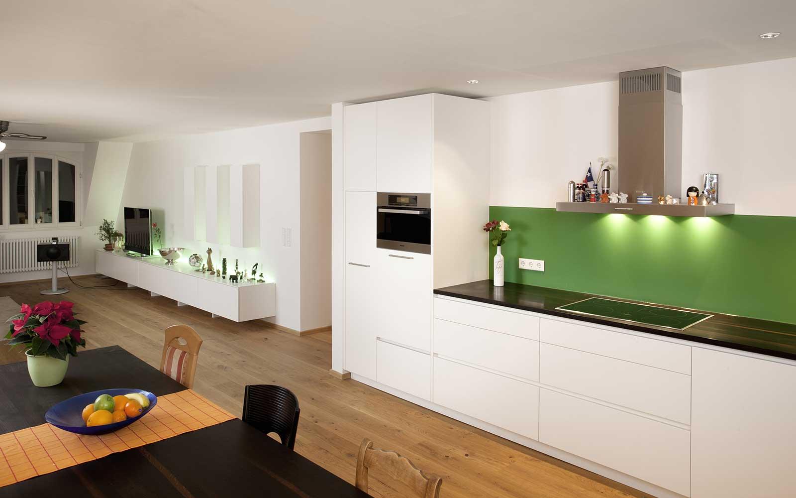 Jugendstil in Heidelberg Neuenheim, Kochhan und Weckbach Architekten Heidelberg