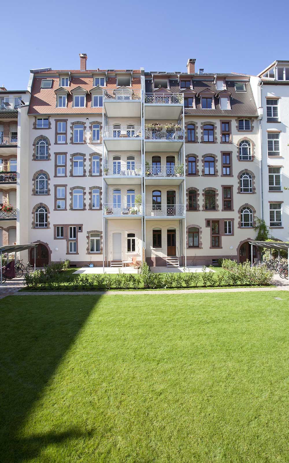 Jugendstil Heidelberg Neuenheim, Architekturbüro Heidelberg: Kochhan und Weckbach