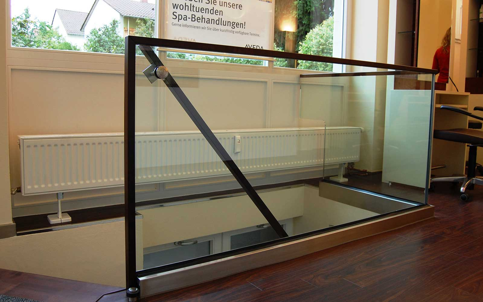 Kosmetiksalon Heidelberg, Kochhan und Weckbach Architekten