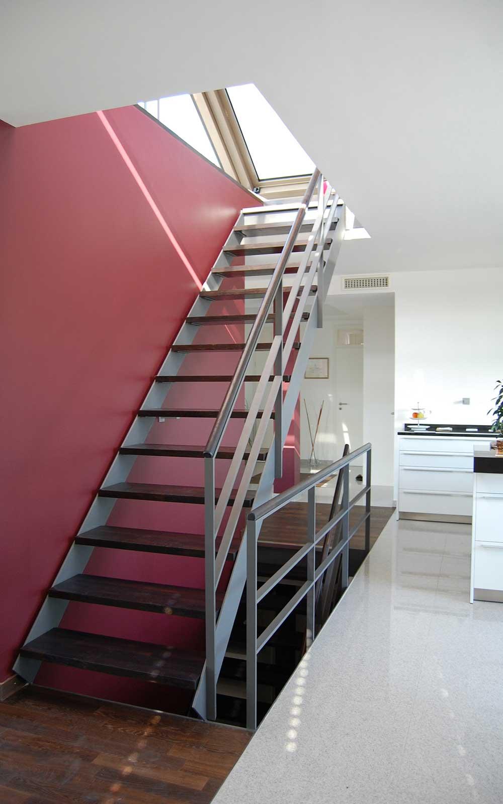Kochhan und Weckbach Architekten Heidelberg, Mehrfamilienhaus in Neuenheim