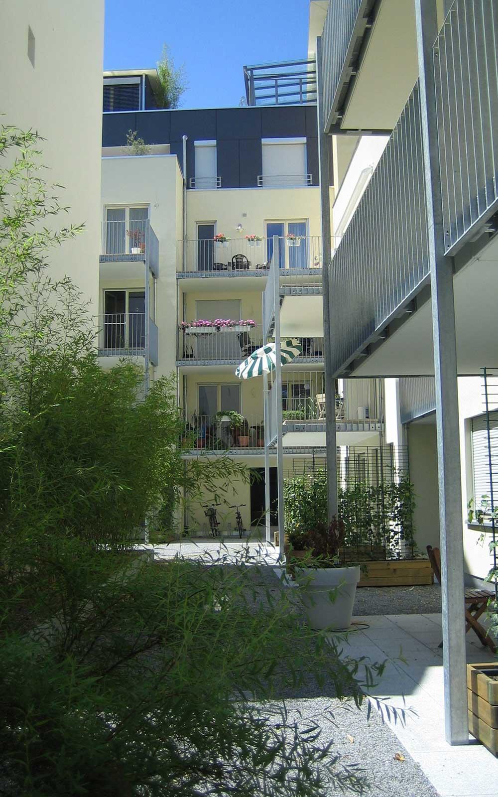 Mehrfamilienhaus in Neuenheim, Kochhan und Weckbach Heidelberg