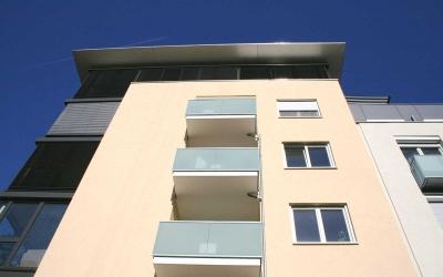 Mehrfamilienhaus in Neuenheim, Heidelberg Architektur