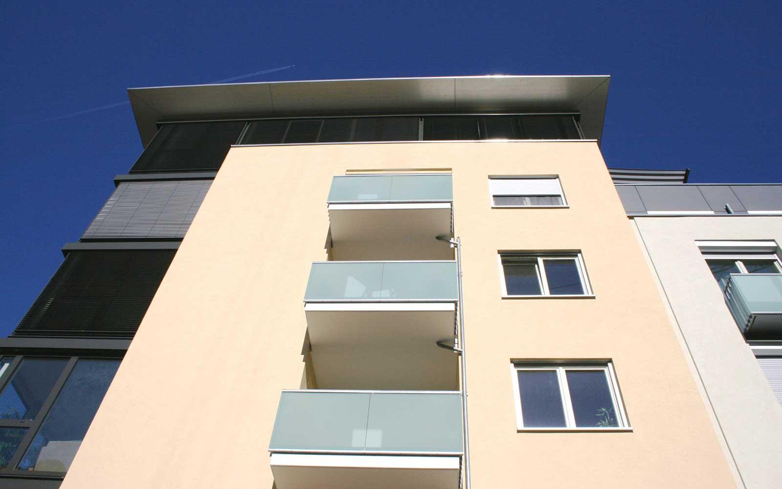 mehrfamilienhaus neuenheim kochhan weckbach architekten heidelberg. Black Bedroom Furniture Sets. Home Design Ideas
