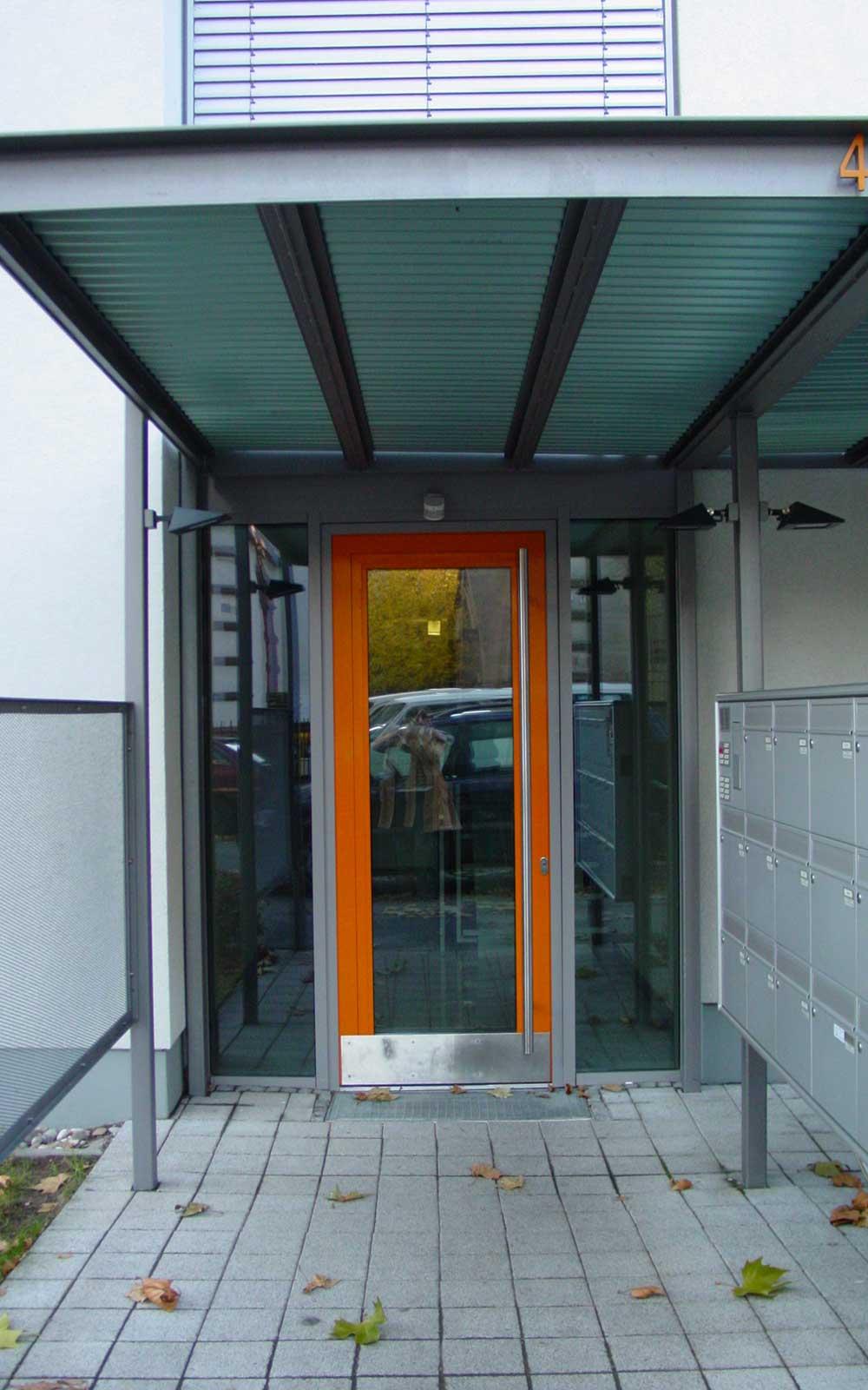 Kochhan und Weckbach Architekten Heidelberg, Mehrfamilienhaus Weststadt Heidelberg