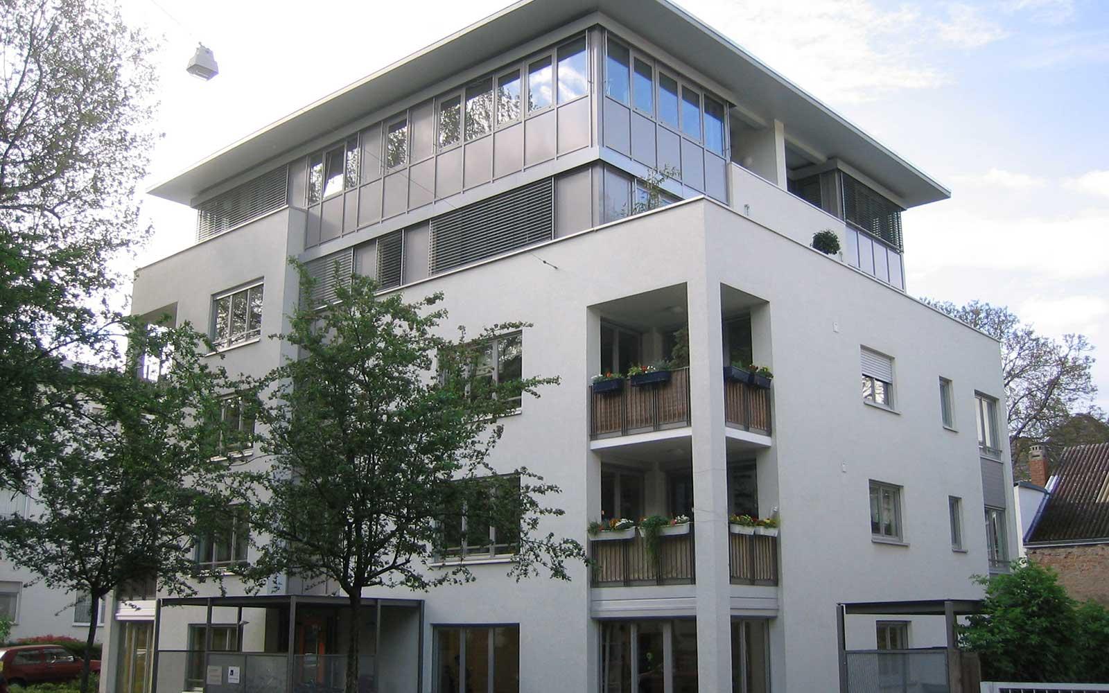 weststadt heidelberg kochhan weckbach architekten heidelberg. Black Bedroom Furniture Sets. Home Design Ideas