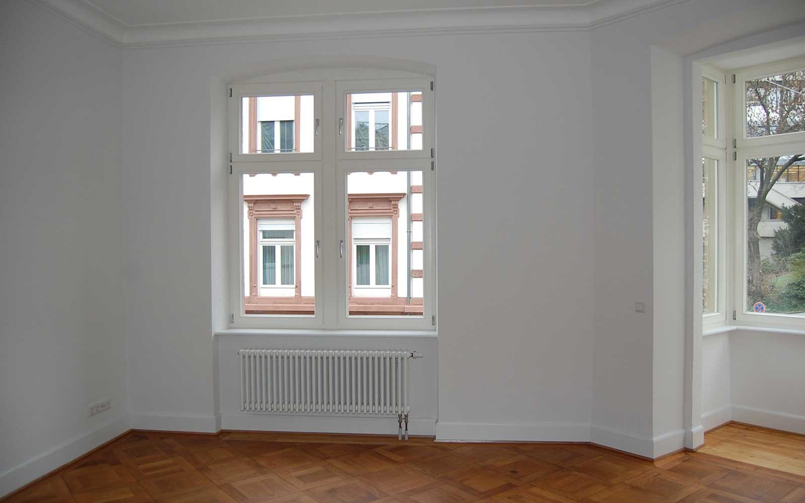 Mehrfamilienhaus in der Weststadt Heidelberg, Architektur Heidelberg
