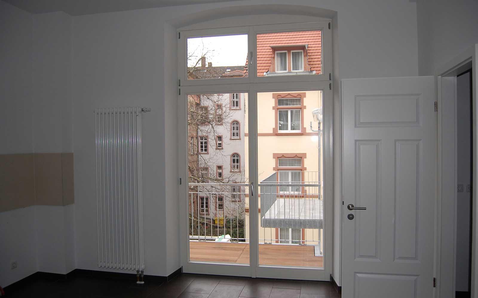 Mehrfamilienhaus in der Weststadt Heidelberg, Kochhan und Weckbach Architekten
