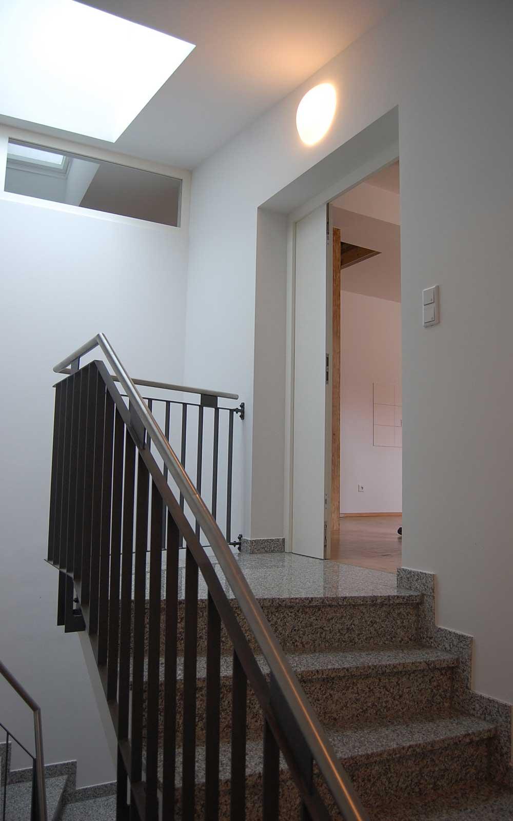 Mehrfamilienhaus Weststadt Heidelberg, Architekten Kochhan und Weckbach