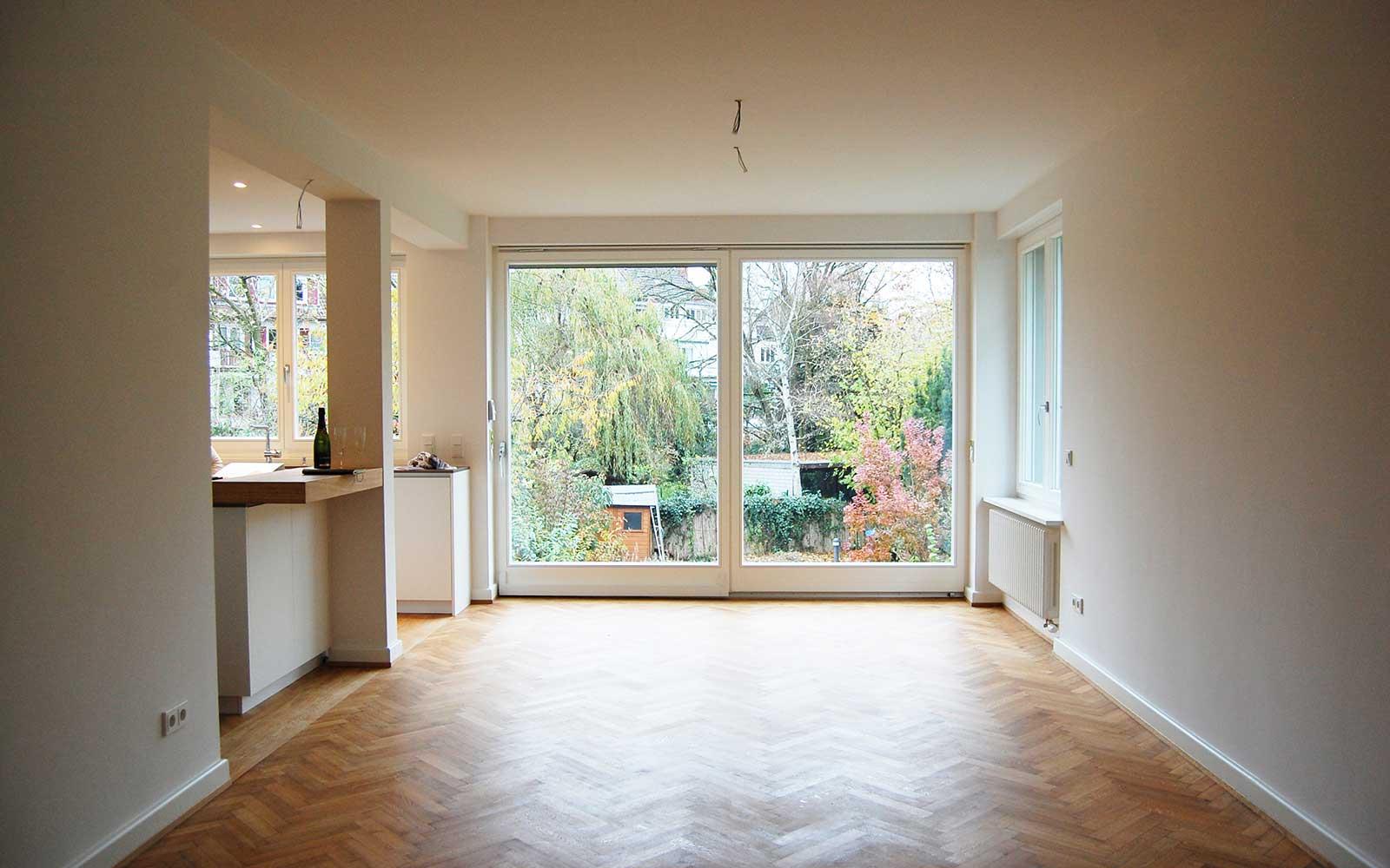 Parkinsel, Architekturbüro Heidelberg: Kochhan und Weckbach