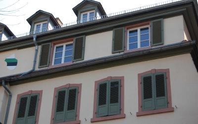 Saxen und Preußen, Architektur Heidelberg