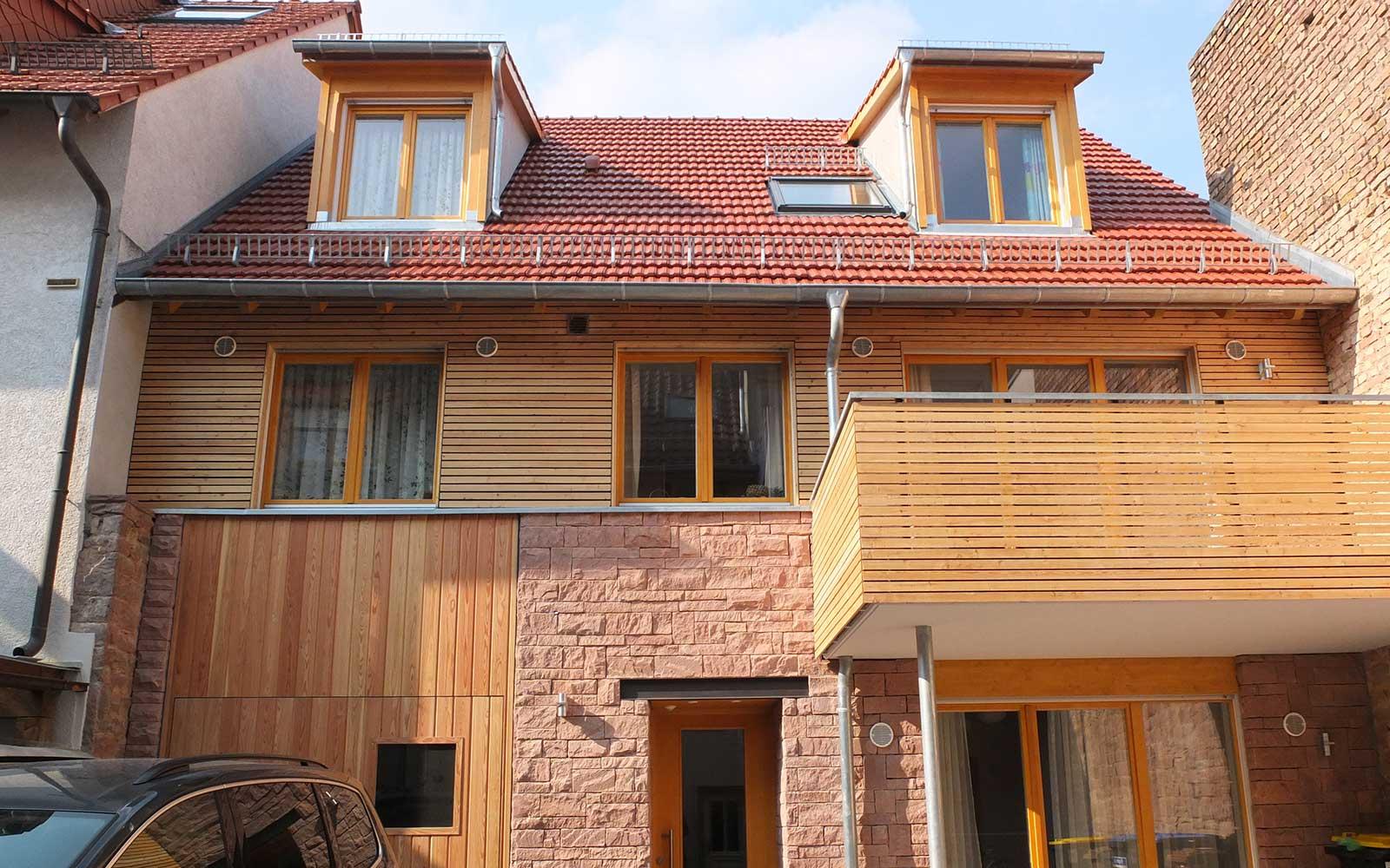Scheunenausbau in Heidelberg Handschuhsheim, Architekt Heidelberg: Kochhan und Weckbach