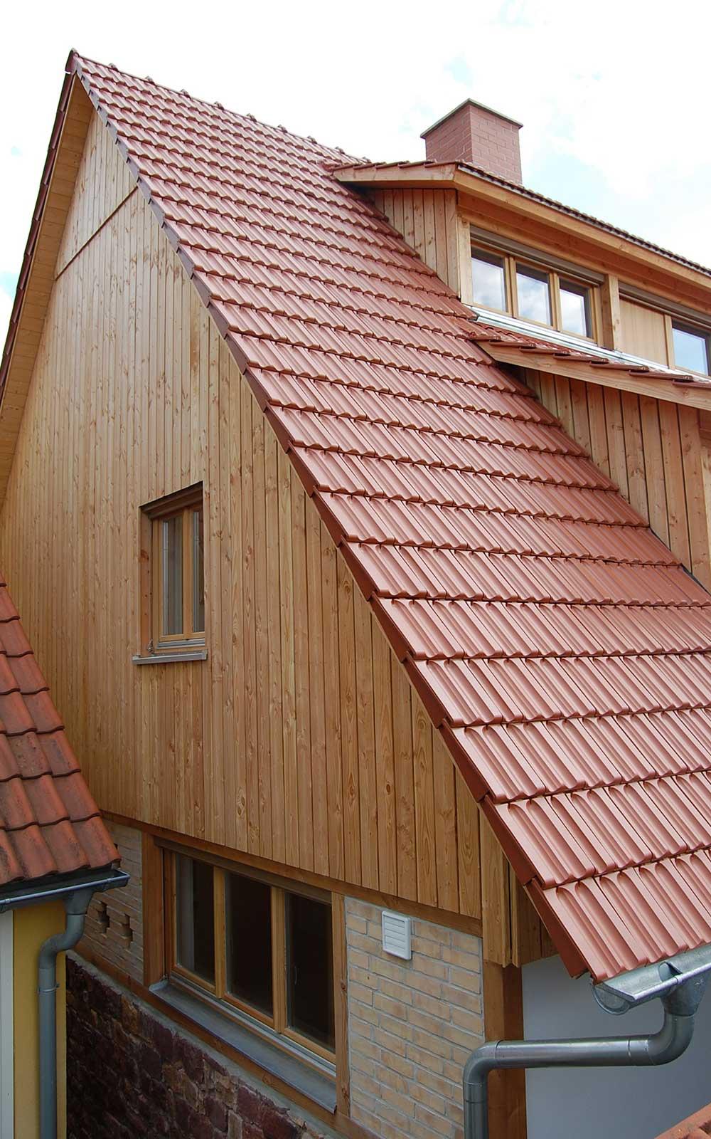 Scheunenausbau in Heidelberg Handschuhsheim, Architekturbüro: Kochhan und Weckbach