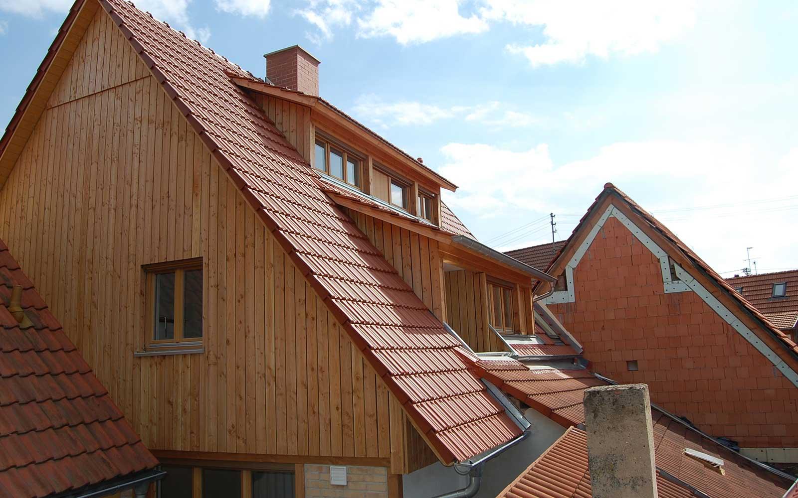 Scheunenausbau in Heidelberg Handschuhsheim, Kochhan und Weckbach Architekten