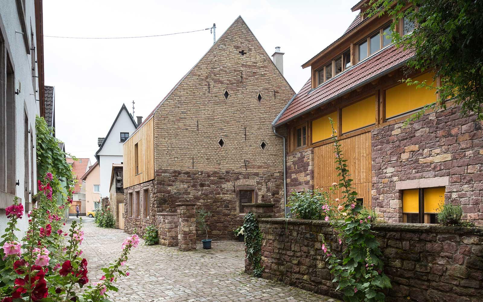 Vogelhaus in Heidelberg Rohrbach, Kochhan und Weckbach Architekten Heidelberg
